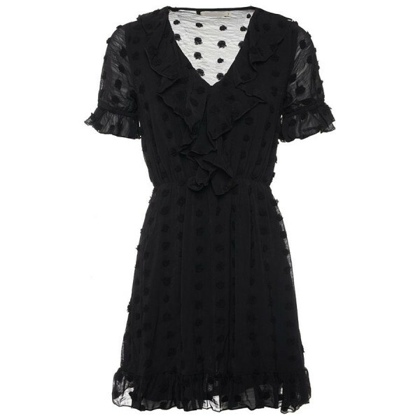PRETTY SUMMER DRESS BLACK
