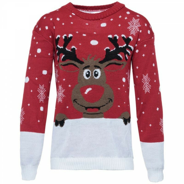 X-MAS SWEATER RUDOLP