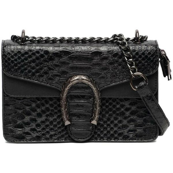 BLACK TREND BAG