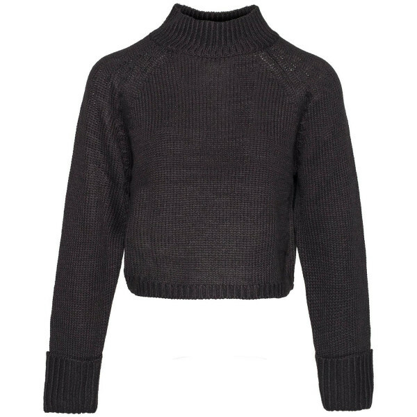 SWEET BLACK KNIT SWEATER