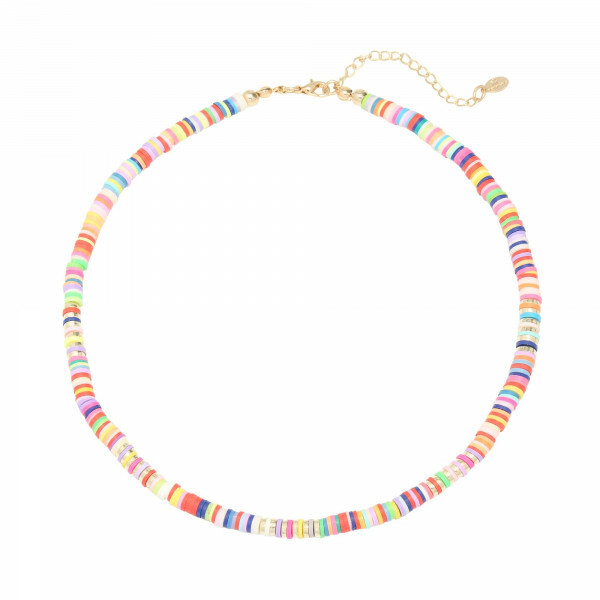 BEADS NECKLACE MULTI