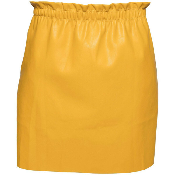 YELLOW GIRLIE SKIRT