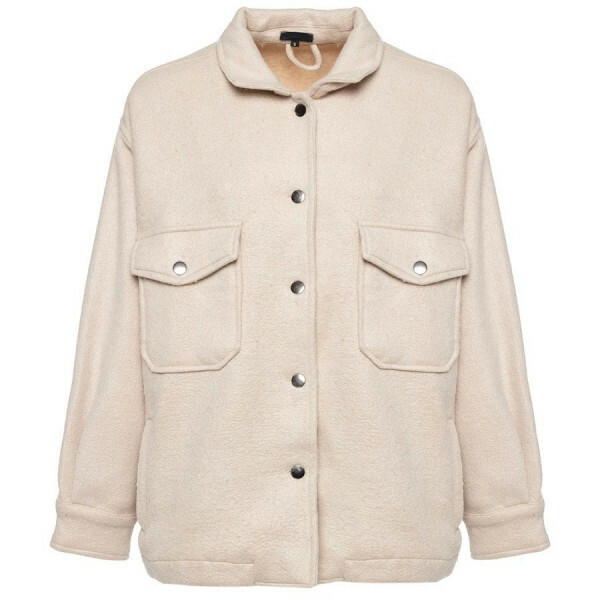 SOFT SPRING JACKET BEIGE