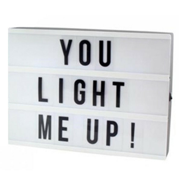 LUMINOUS LIGHT BOX