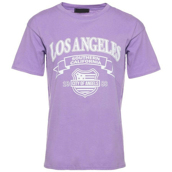 LILA LOS ANGELES TEE