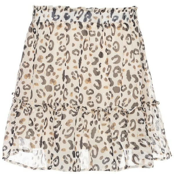 GOLDEN TOUCH LEO SKIRT