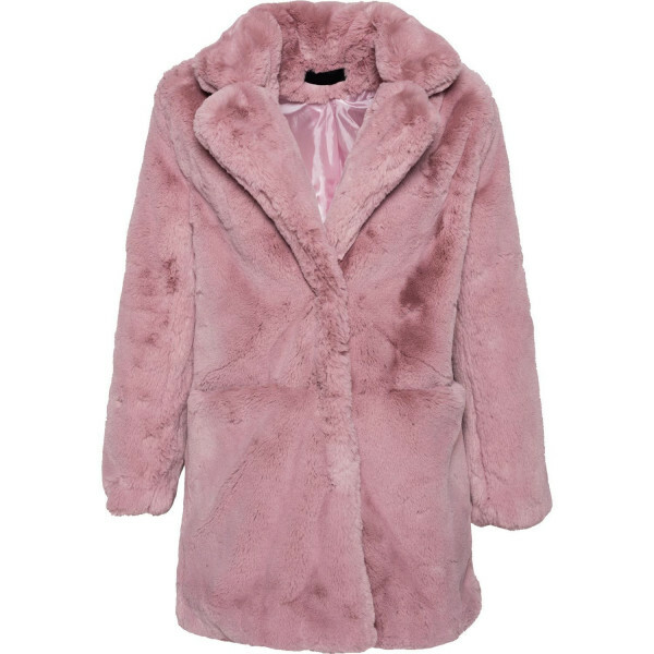 PINK FABULOUS FAUX FUR