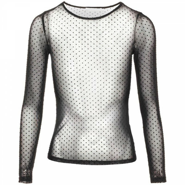 MESH TOP POLKADOTS SMALL