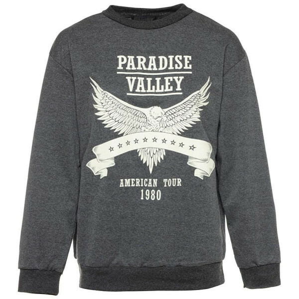 PARADISE SWEATER GREY