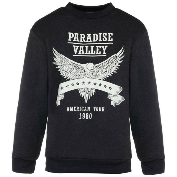 PARADISE SWEATER BLACK