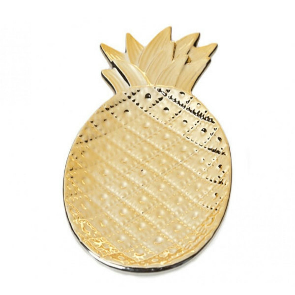 GOLDEN PINEAPPLE DISH