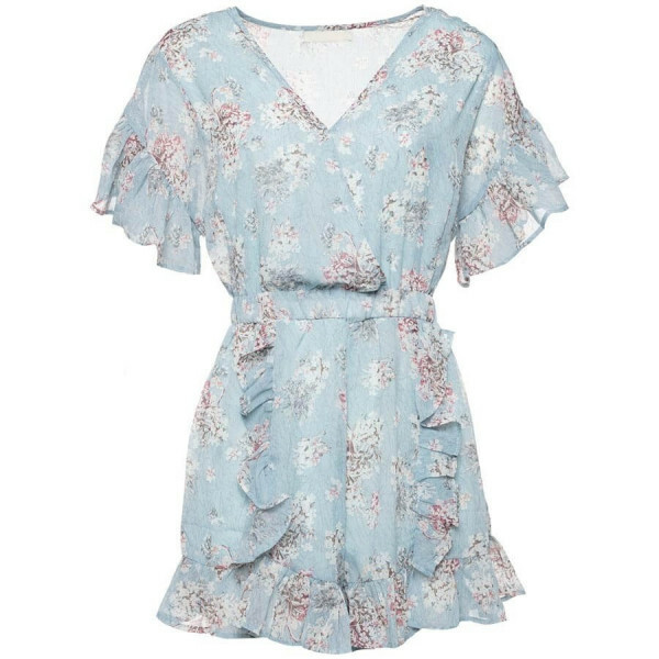 BREEZY PLAYSUIT BLUE
