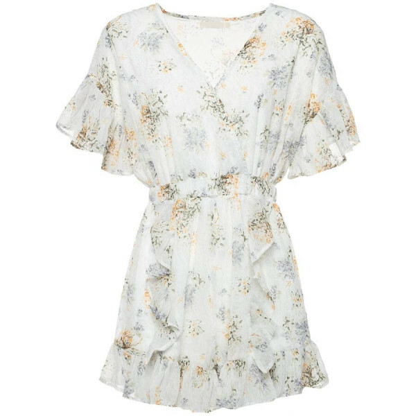 BREEZY PLAYSUIT WHITE