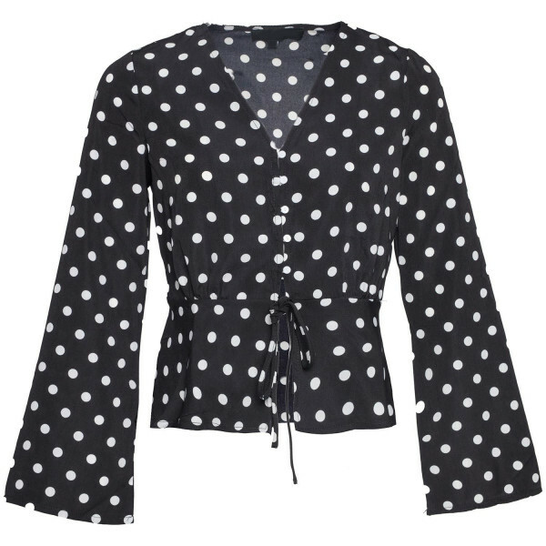 HELLO DOTTY BLOUSE