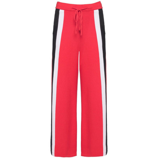 SPORTY KNIT PANTS