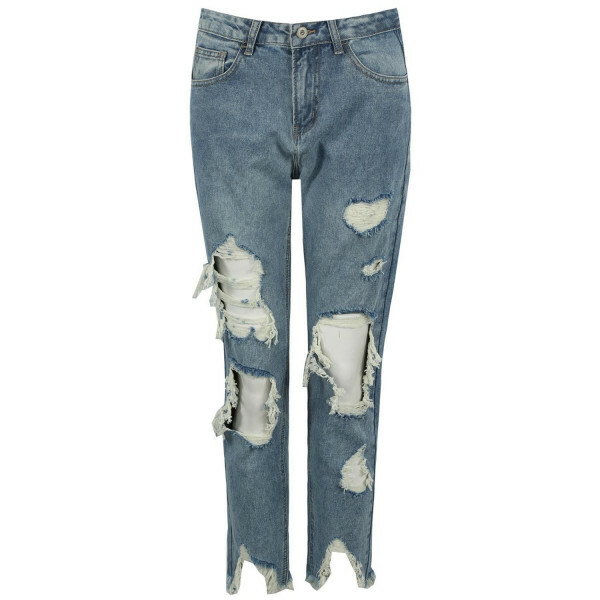 TOTAL DESTRUCTION JEANS
