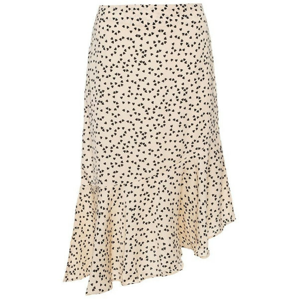 LOVABLE MIDI SKIRT BEIGE