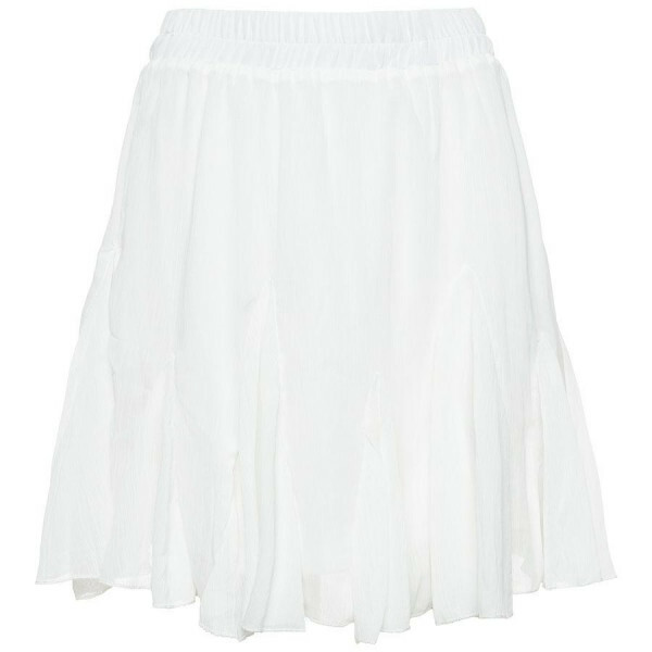 MERMAID SKIRT WHITE