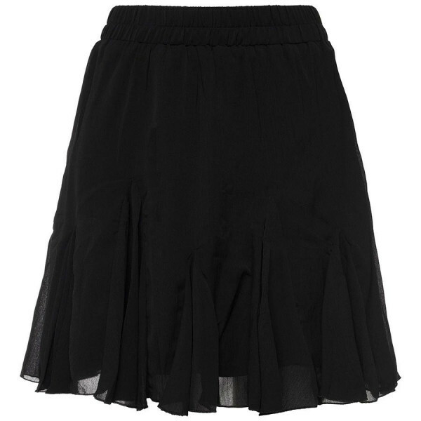 MERMAID SKIRT BLACK