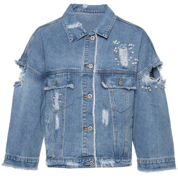GIRLIE REBEL DENIM JACKET