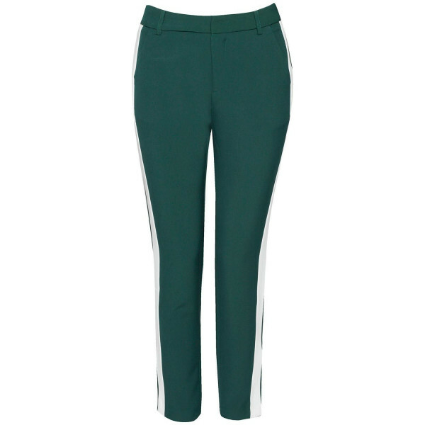 GREEN SPORTY GIRL PANTS
