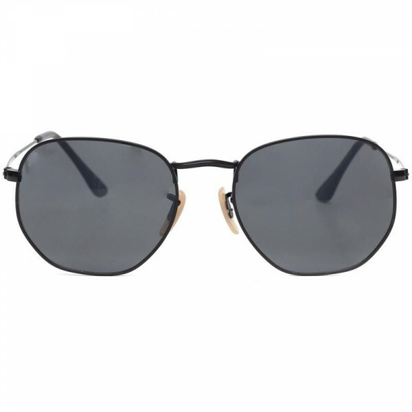 SQUARE BLACK SUNNIES