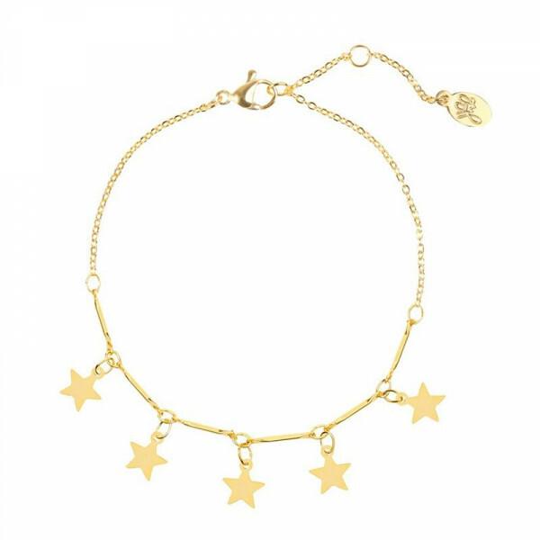 GOLD STARSTRUCK BRACELET