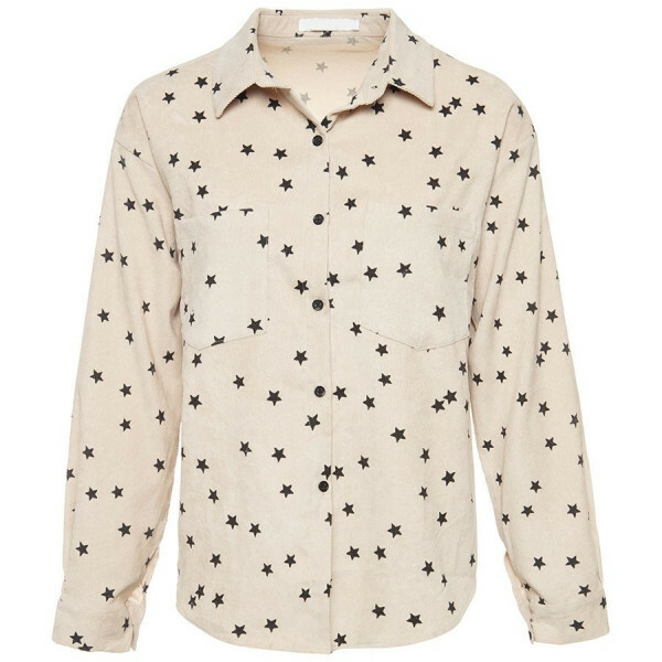 STARRY BLOUSE BEIGE