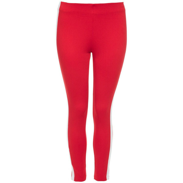 RED SPORTY GIRL LEGGINGS