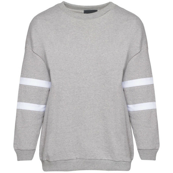 WORK IT OUT SWEATER GREY