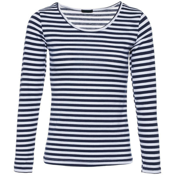 MARINE STRIPED LONGSLEEVE