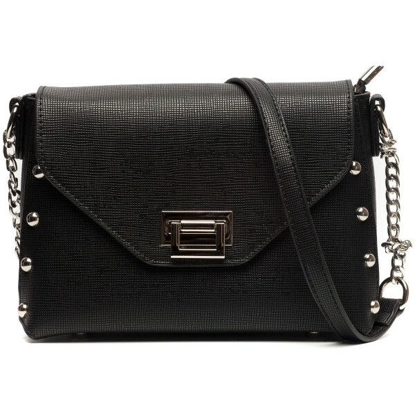 BLACK ELITE CHAIN BAG