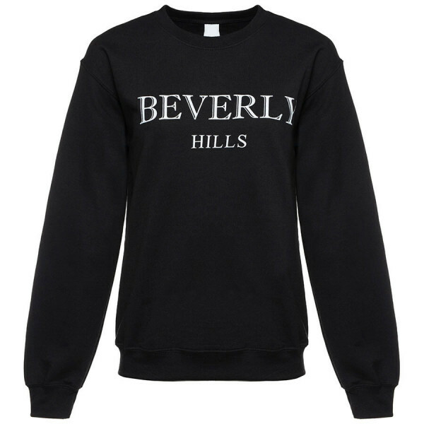 SWEATER BEVERLY HILLS ZWART