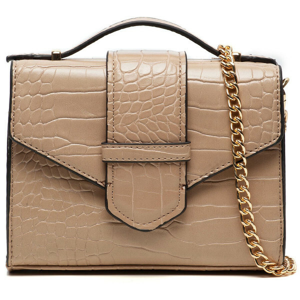 CROC MULTI BAG BEIGE