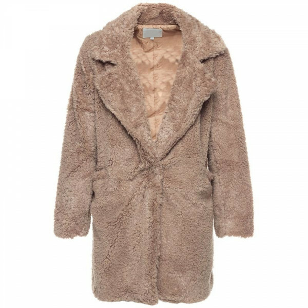 HUG ME TEDDY COAT
