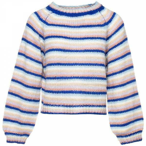 RAINBOW SWEATER BLUE
