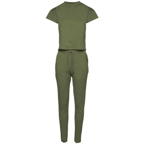 TWO PIECE SET KHAKI