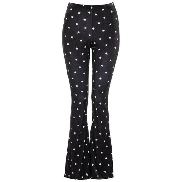PERFECT STAR FLARED PANTS