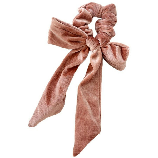 CUTE VELVET SCRUNCHIE