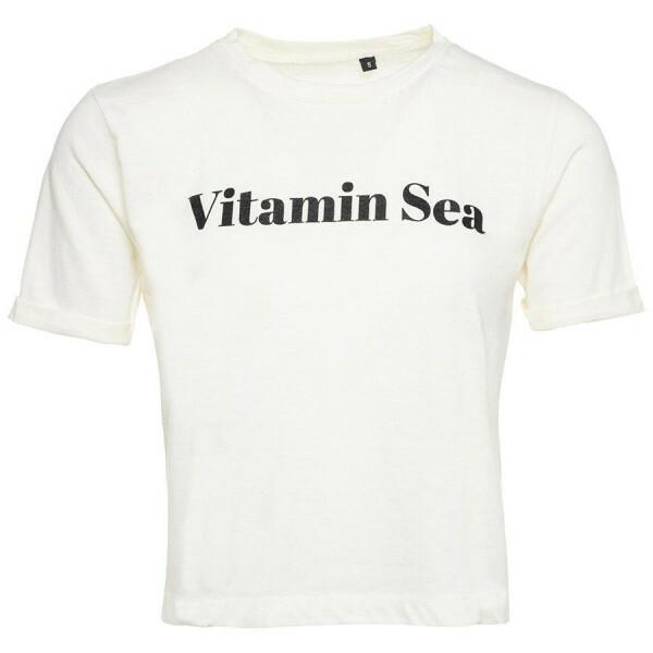 VITAMIN SEA TEE BEIGE