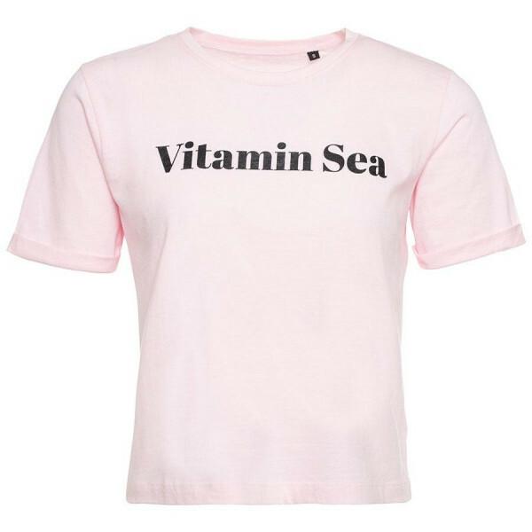 VITAMIN SEA TEE PINK