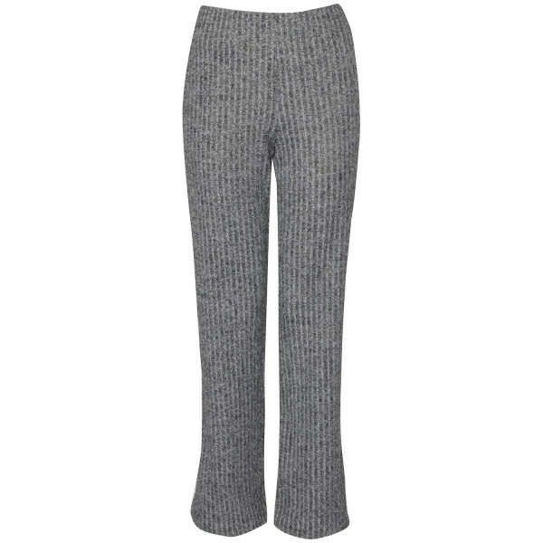 GREY SOFT LOVING FLARES