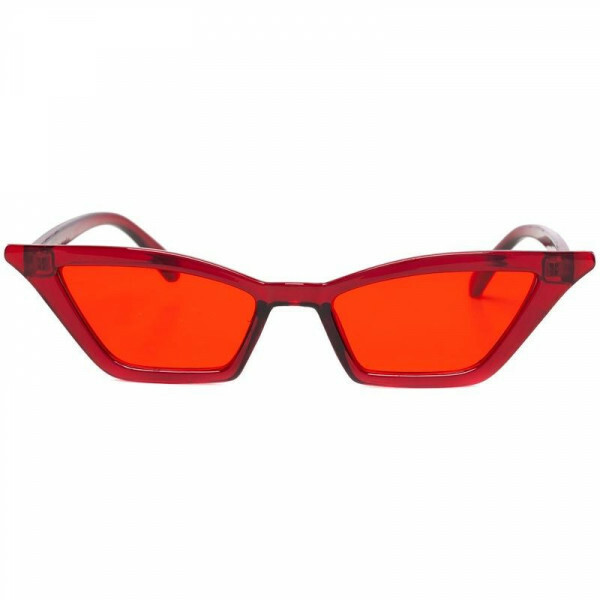 DOUBLE RED NINJA SUNNIES