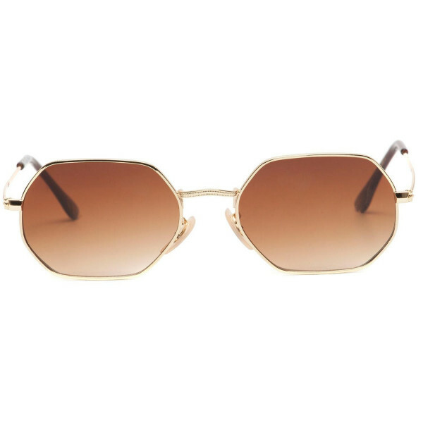 GOLD HEXAGON SUNNIES