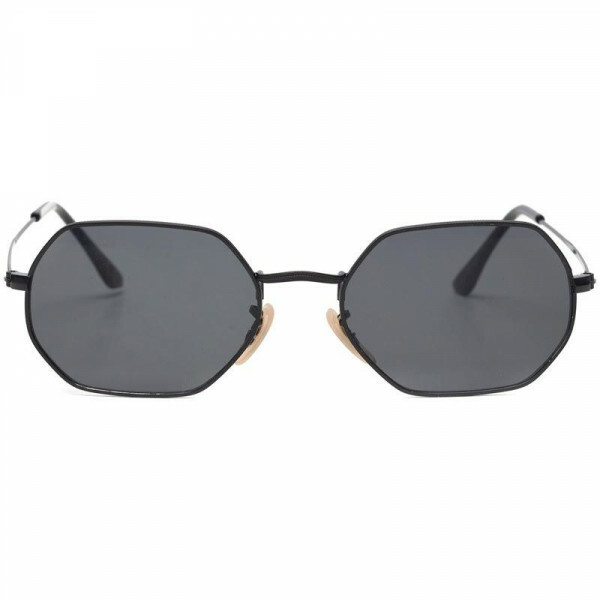 BLACK HEXAGON SUNNIES