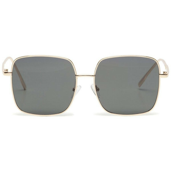 SQUARE RETRO SUNNIES BLACK