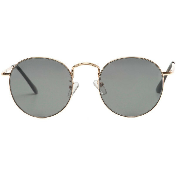 GOLD CIRCULAR SUNNIES