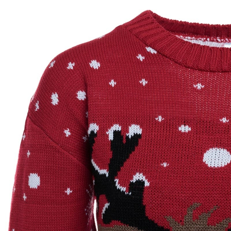 Foute Kersttrui Olaf.Kerst Trui Rudolph Sweaters Comegetfashion