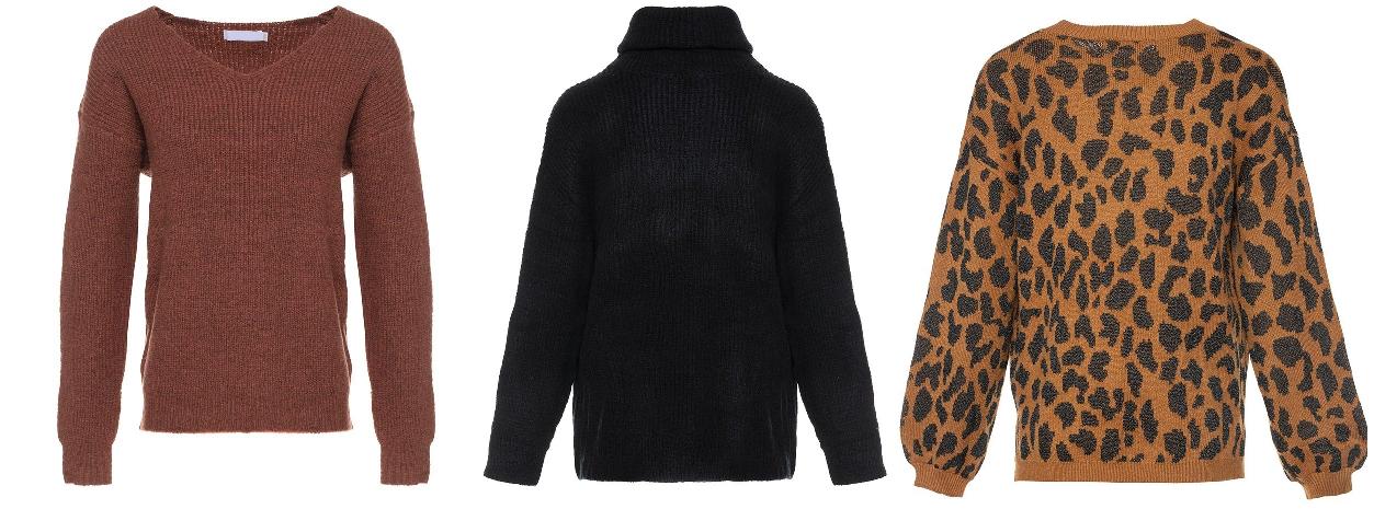 knitwear truien