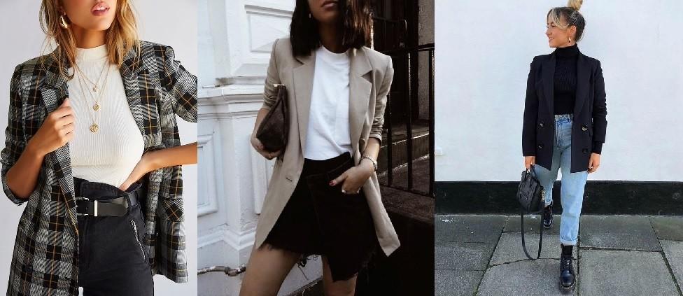 Lange blazers